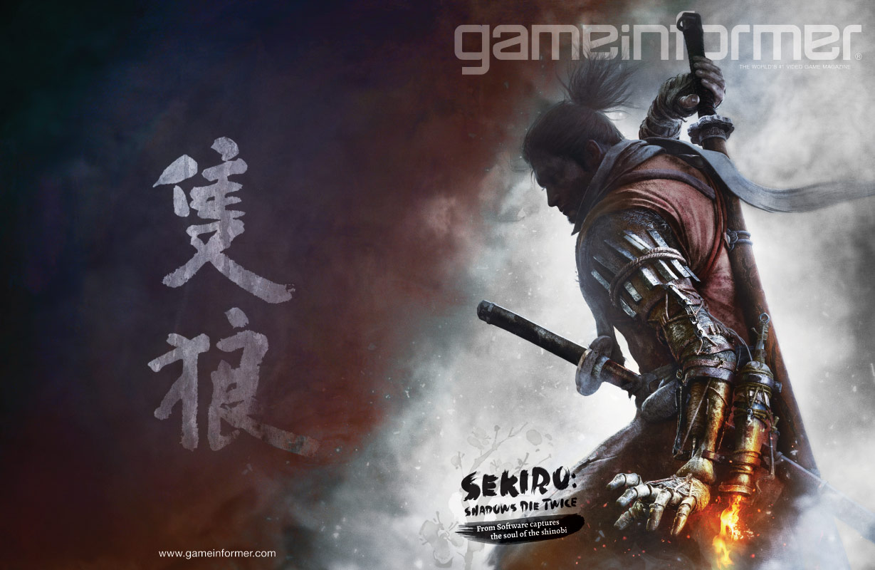 February 2019 #310Sekiro: Shadows Die TwiceIn Stock