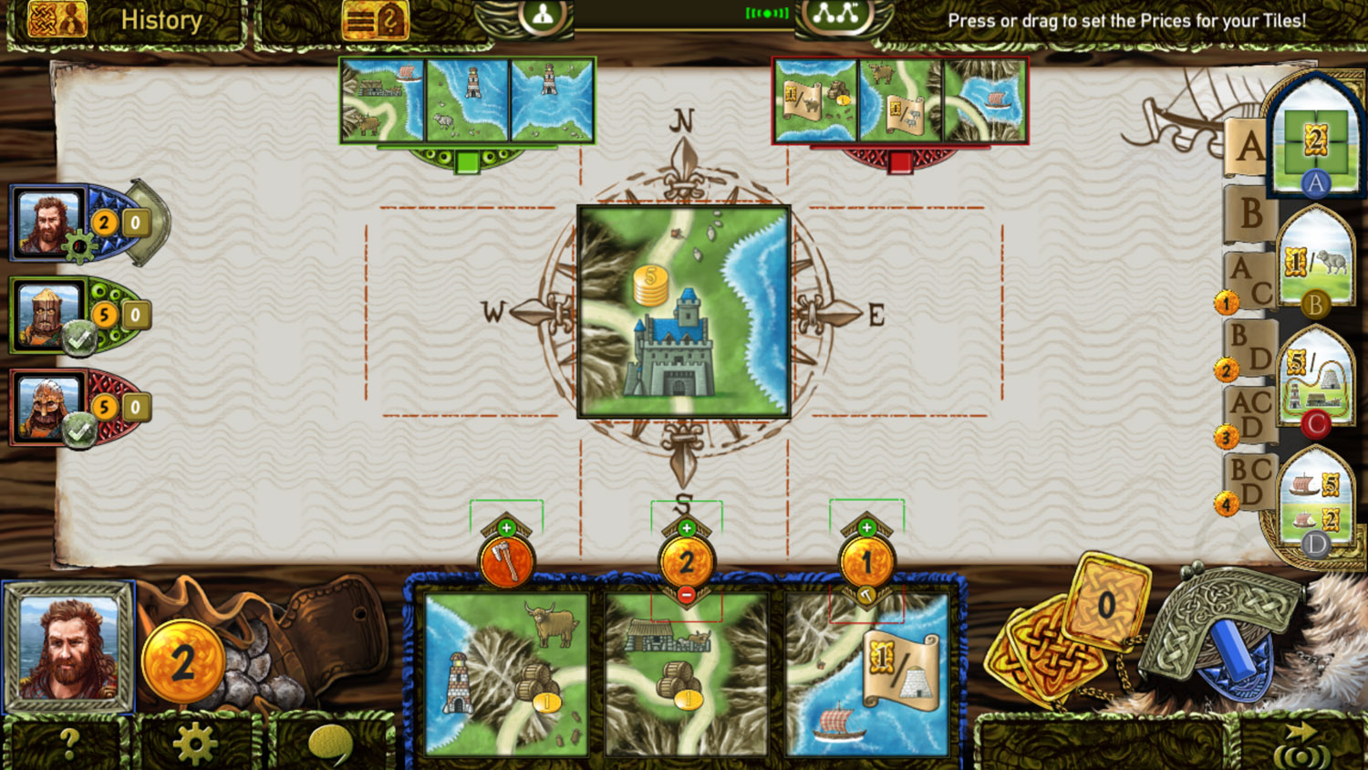 Digital Board Game Spotlight: Isle of Skye