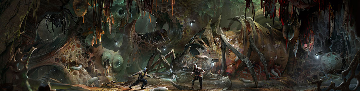 How Mortal Kombat 11 Re-Imagines Its Classic Characters