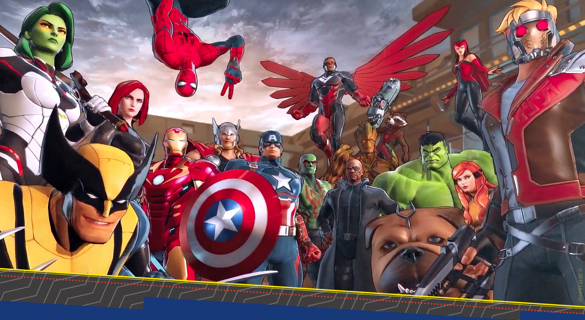 Marvel Ultimate Alliance 3: The Black Order Exclusive ...