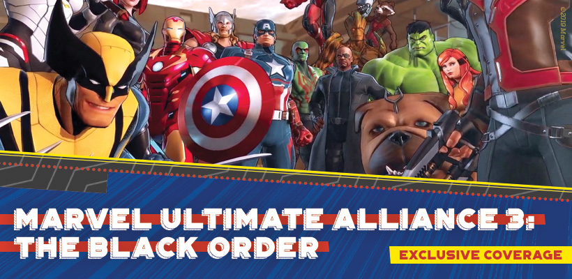6e9bebafe Exclusive Hands-On Impressions Of Marvel Ultimate Alliance 3 - Game ...