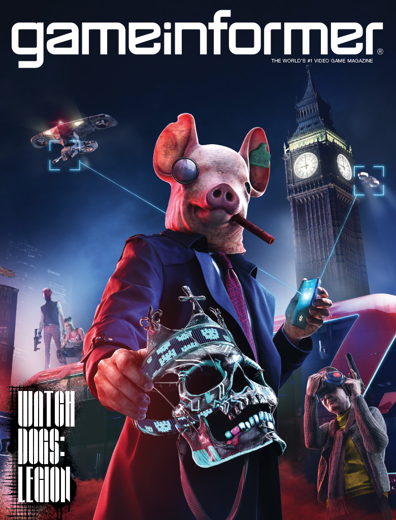 Cover Reveal Watch Dogs Legion Game Informer