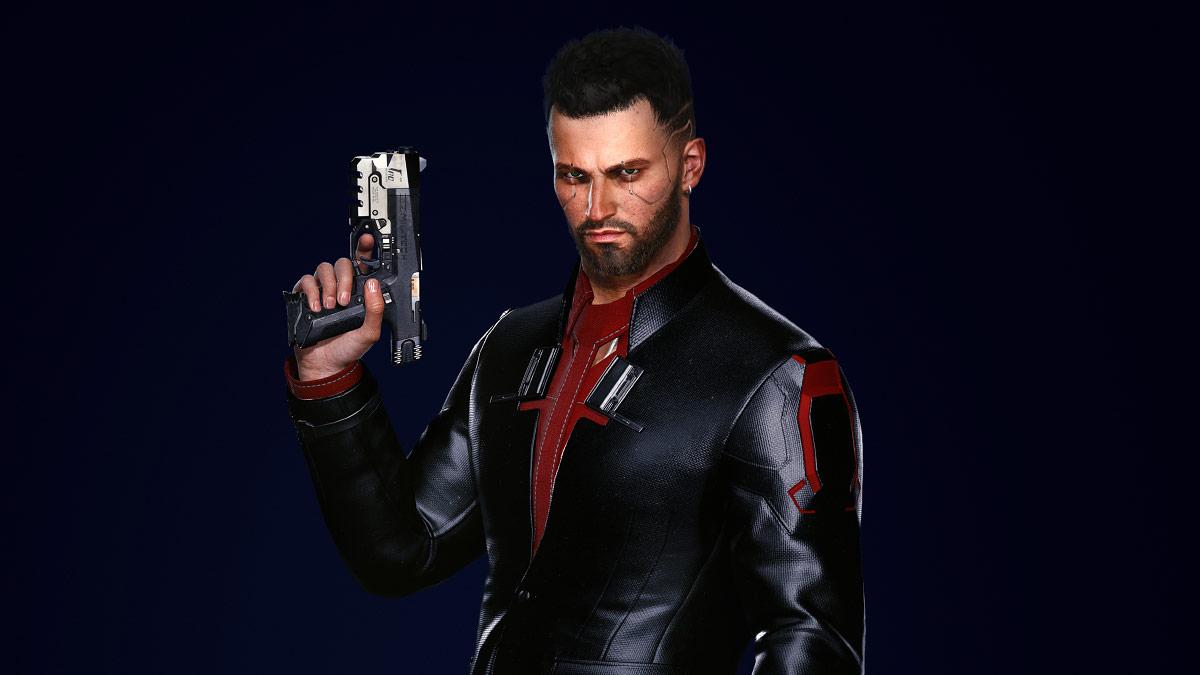 Cyberpunk 2077: Lifepath Corpo