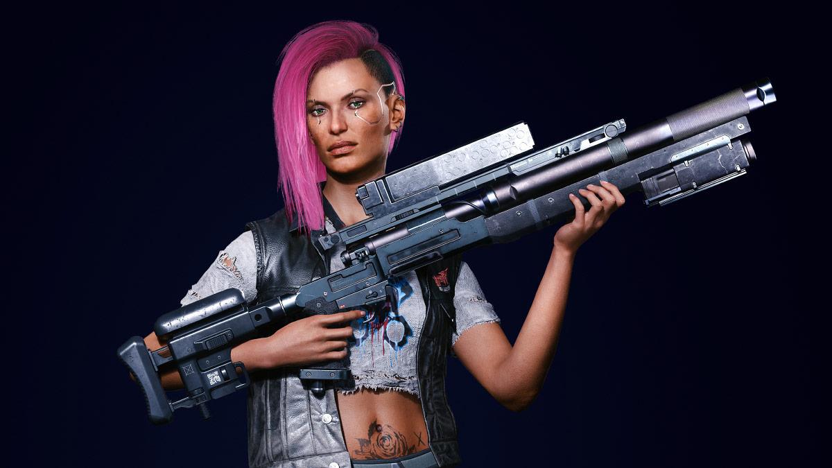 Cyberpunk 2077: Lifepath Nomad