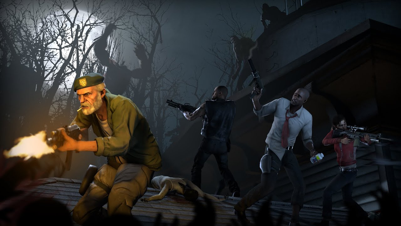 Left 4 Dead 2 The Last Stand Expansion Is Now Available For Free With 26 New Maps Game Informer