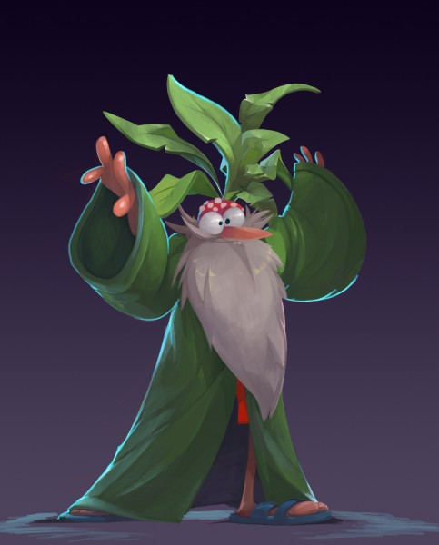 [Image: Magic_Crafters_Green_Druid_Concept.jpg]