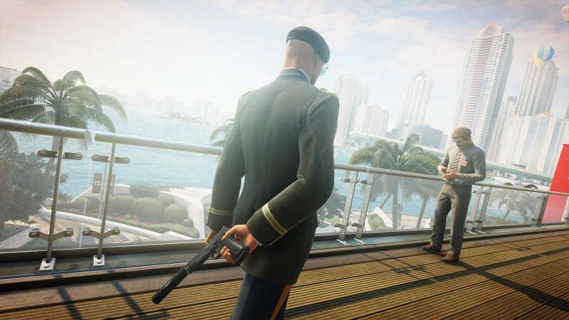 hitman 2 retains the same murderous flavor in a new locale. Black Bedroom Furniture Sets. Home Design Ideas