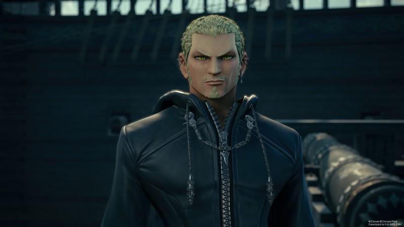 Nomura On Kingdom Hearts III's Final Fantasy Characters