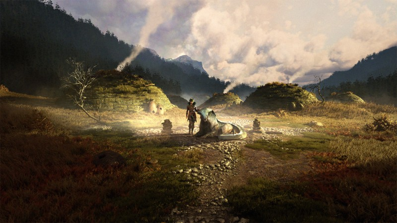 Greedfall screens