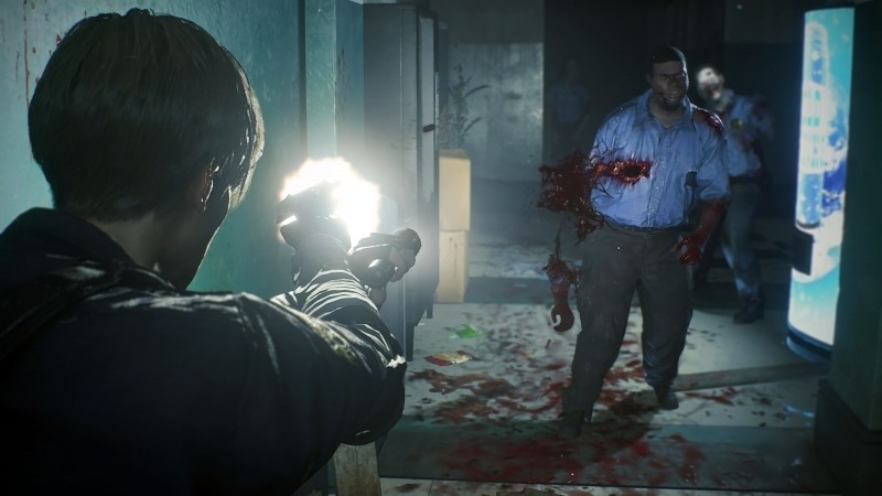 Resident Evil 2 '1-Shot' Demo