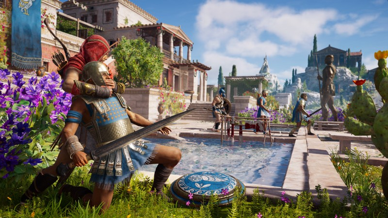 Assassin's Creed Odyssey Gets Reversible Cover For Both Protagonists
