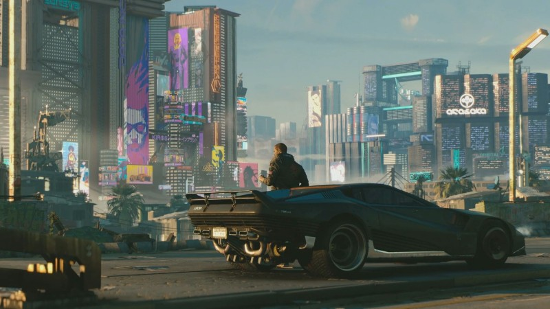 Rumor: Witcher 3 Director Now Design Director On Cyberpunk 2077