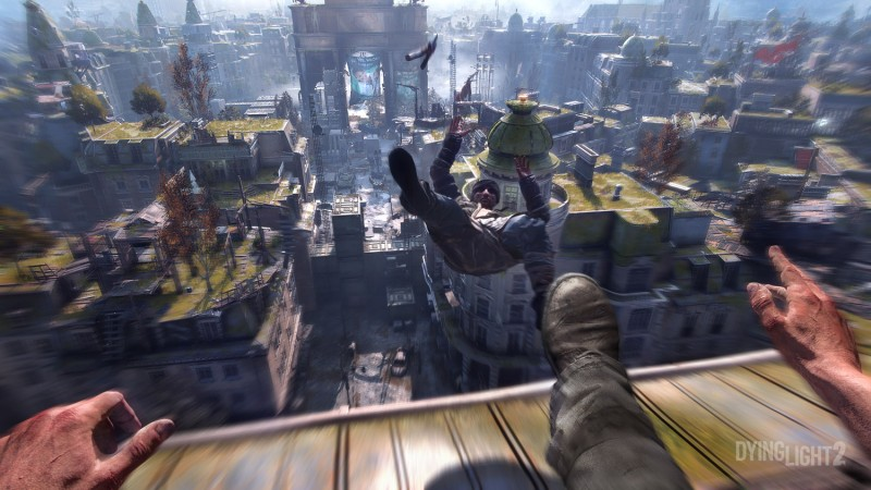 Dying Light 2 screens
