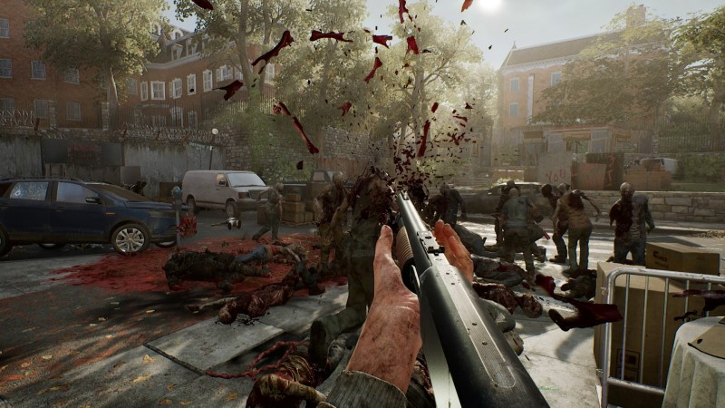 Overkill Is Killing It With The Walking Dead - Game Informer