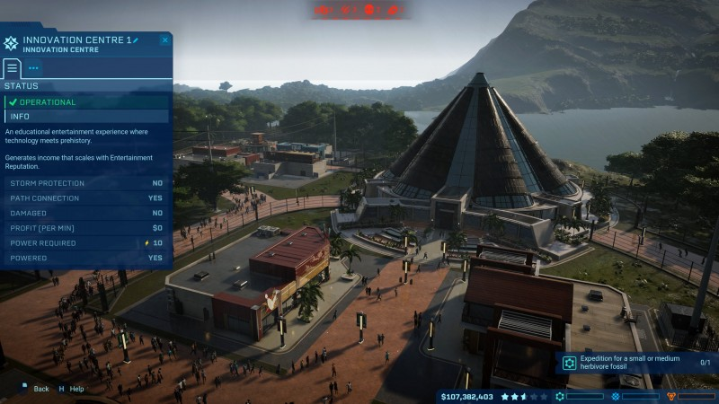 Who's Coming To Jurassic World Evolution In Next Week's Free