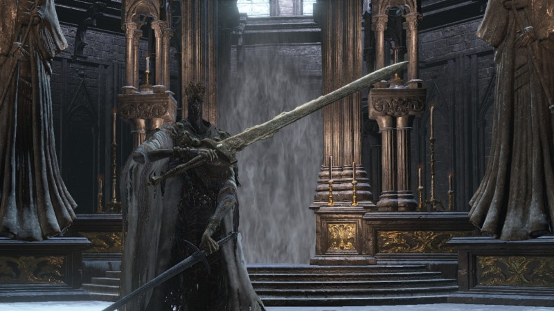 The 13 Best Bosses From Bloodborne Dark Souls And Demon S Souls Game Informer