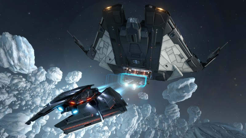Elite: Dangerous Update Introduces New Ships, Weapons, And
