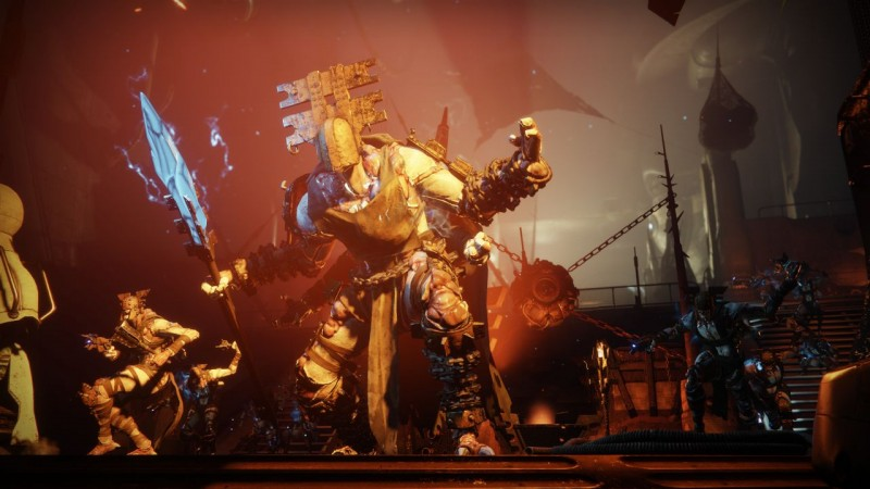 These Are The Eight Barons Who Helped Kill Cayde-6 In Destiny 2
