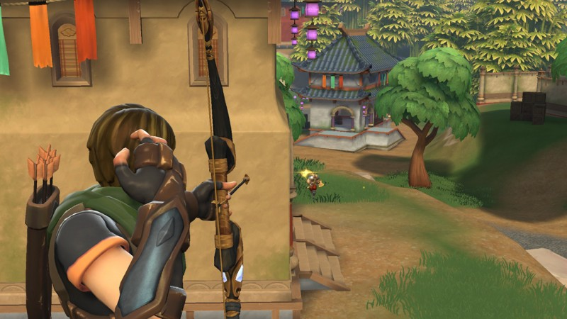 Crossplay, Unified Progression Coming To Paladins, Realm Royale, And