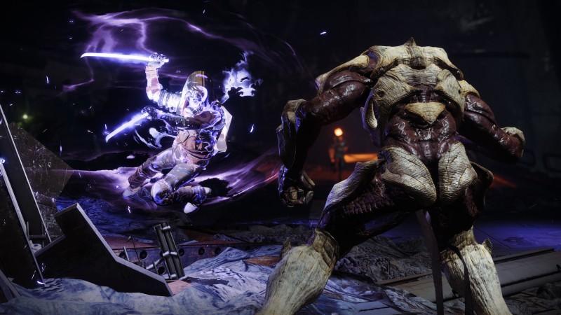 Destiny 2's Spectral Blades Super Hit With Major Nerfs