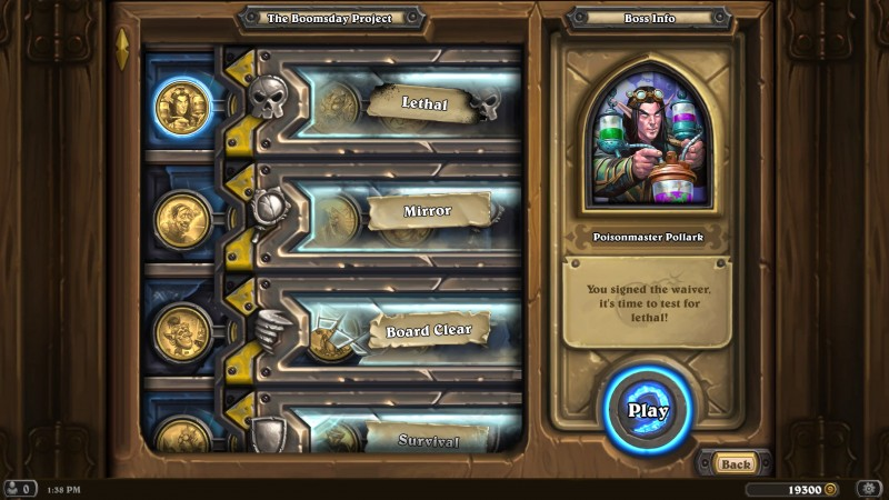 Hearthstone's Newest Expansion Takes Players To Dr  Boom's Lab