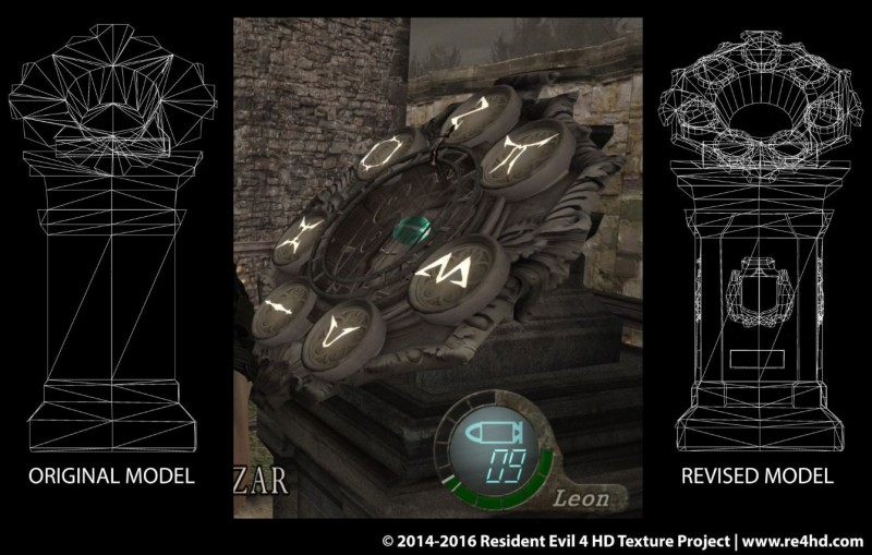 Hands-On With The Biggest Resident Evil 4 Graphics Mod Of All Time