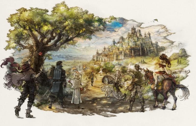 Square Enix Confirms Octopath Traveler PC Release Date