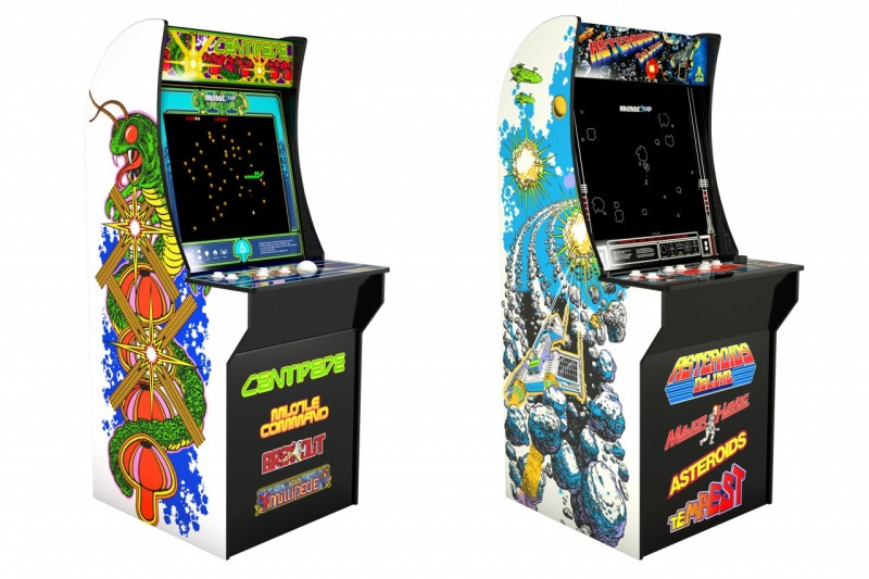 Excellent Arcade1Up Aims To Bring Classic Arcade Cabinets Into Your Download Free Architecture Designs Rallybritishbridgeorg