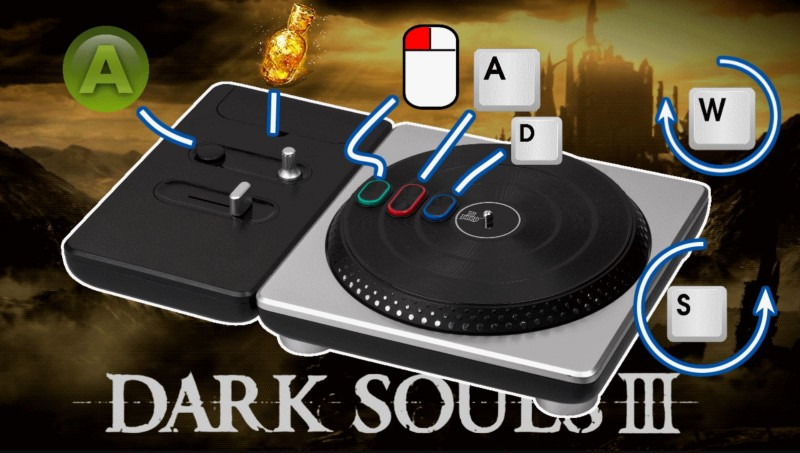 Hamilton's DJ Hero plan to defeat the soul of cinder.