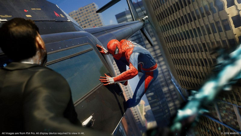 Four Fantastic Hours With Spider-Man - Game Informer