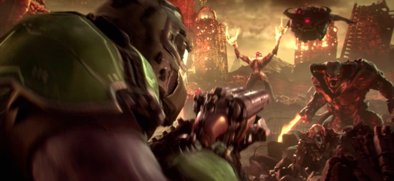 What We Want From Doom Eternal Game Informer