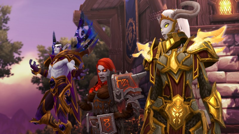 A Look Inside How Blizzard Maintains World Of Warcraft's Lore - Game