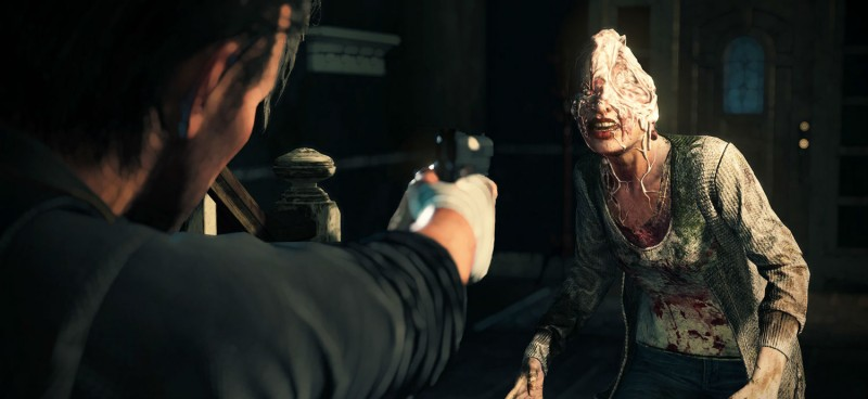 The Evil Within Ii Halloween Update Adds New Difficulty Cheats