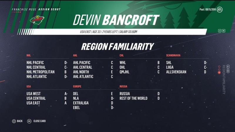 NHL 19 Franchise Mode Interview: Learn The Nitty Gritty Details