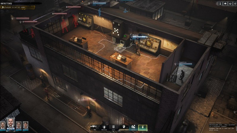 Phantom Doctrine Screenshots