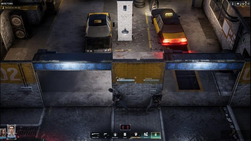 Phantom Doctrine Screenshots