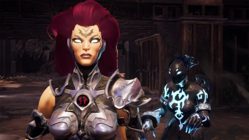 Exclusive Hands-on With Darksiders III's Latest Demo - Game