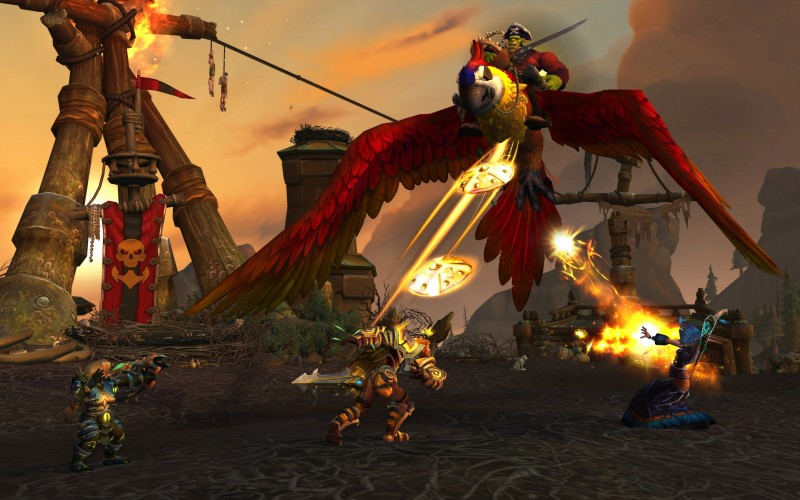 World of Warcraft: Battle for Azeroth Review - Successfully Landing