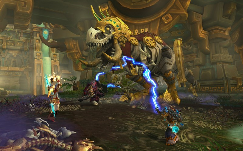 World of Warcraft: Battle for Azeroth Review - Successfully