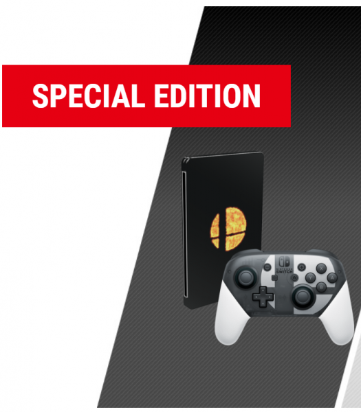 special edition switch pro controller
