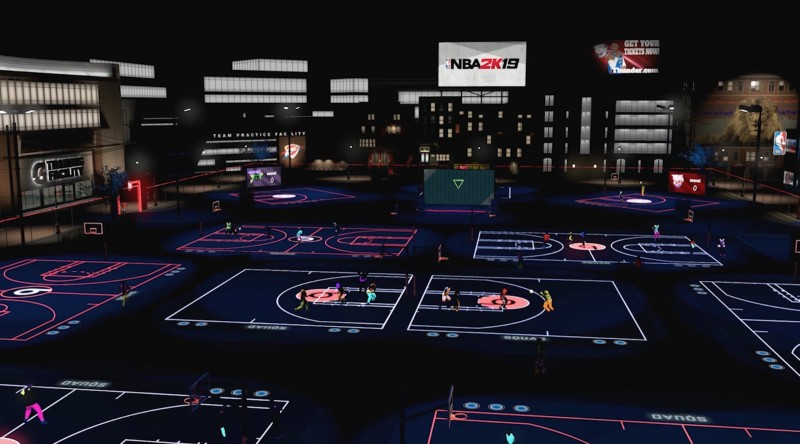 Touring NBA 2K19's New And Improved Neighborhood - Game Informer