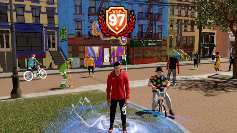 Touring NBA 2K19's New And Improved Neighborhood - Game Informer