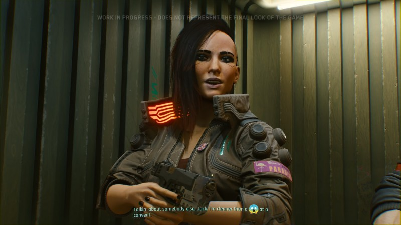 Funny To A Point –18 Astute Observations From Cyberpunk 2077's Crazy Demo