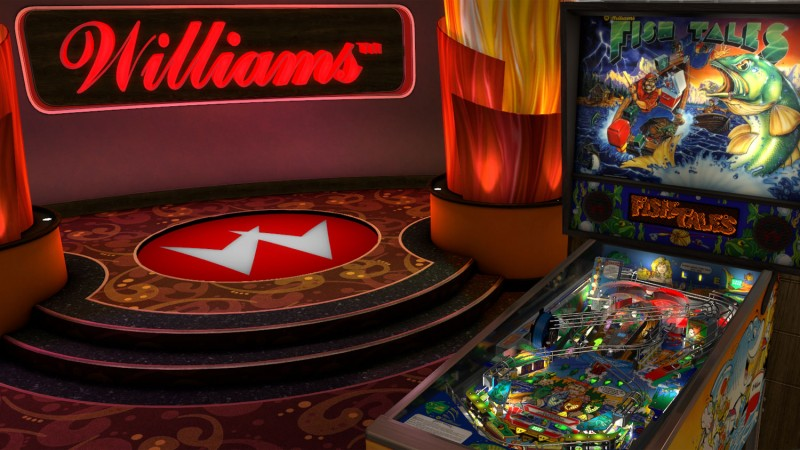 Licensed Williams, Bally Tables Coming To Pinball FX3 - Game Informer