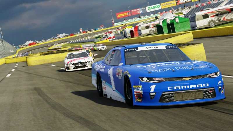 NASCAR Heat 3 Review – Finding Some Grip - Game Informer