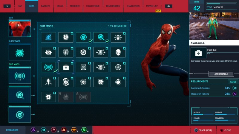 Funny To A Point - Spider-Man Screen