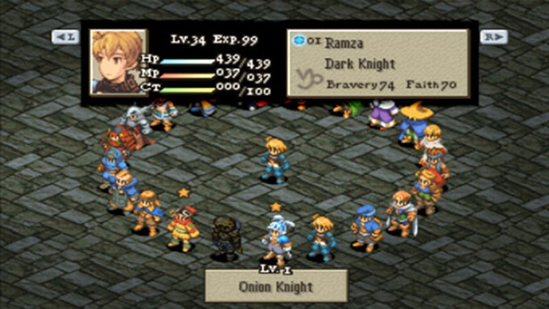 finaltactics - Here Are The Games We Want To See On The PlayStation Classic
