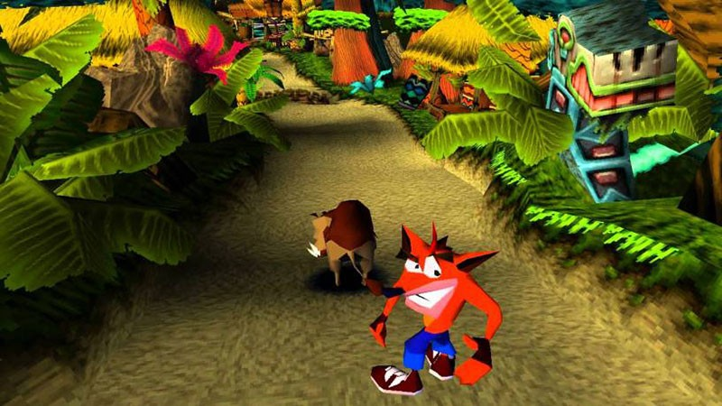 crash - Here Are The Games We Want To See On The PlayStation Classic
