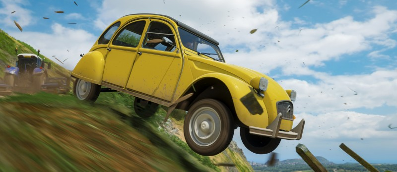 Forza Horizon 4 Review – Pure Racing Bliss - Game Informer