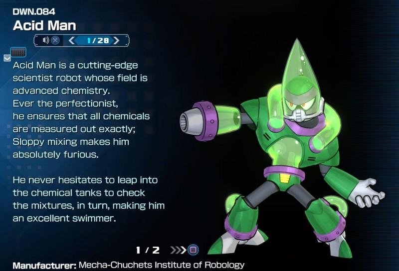 Mega Man 11 Boss Order And Strategies - Game Informer